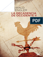 La decadencia de Occidente II - Oswald Spengler.epub