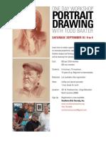 Todd Baxter Drawing Class Sept_2017