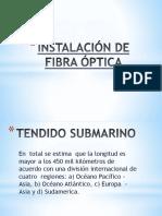 Presentacion Instalacion de Fibra Optica (1)