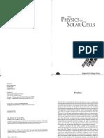 The Physics of Solar Cells - Jenny Nelson