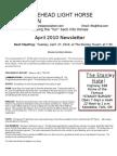 April 2010 Newsletter - Members