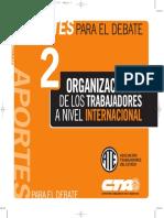 MODULO 2 Org. Trabaj. Internacional