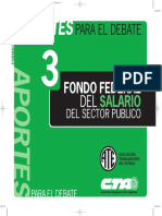 MODULO 3 Fondo Federal