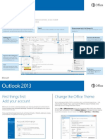 Office 2013 Quick Reference Guides - EnG