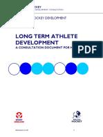 LTAD Consultation Document