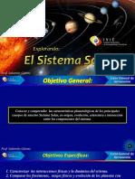 Explorando- El Sistema Solar