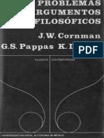 Cornman Pappas Introduccion a Los Problemas y Argumentos Filosoficos UNAM(Cut)