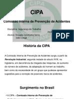 2014 UFMS Grupo a Apresentação CIPA