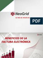 6) Presentación NeoGrid - Factura Electrónica - ADEX