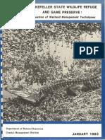Rockefeller State Wildlife Refuge Louisiana Version A