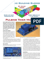Chinese Pulsing Timer Module