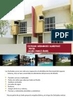 Tipologia de fachadas