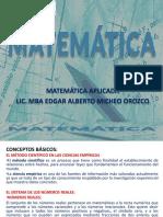 Curso de Matemática Aplicada