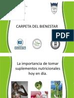 Carpeta Del Bienestar Actualizada Ene-2016