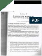 González Napolitano, Introducción al Derecho Internacional Humanitario