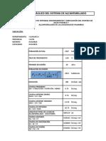 CÁLCULO HIDRÁULICO DE REDES DE DESAGÜE.xls