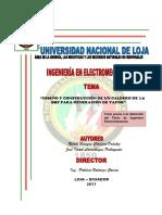 Córdova Ordóñez, Roberto Benigno, Larreategui Pullaguari, José Israel