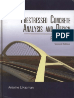 Prestressed Concrete Analysis and Design Fundamentals