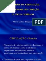 Leis Gerais%2C Propriedades Do Coração e Ciclo Cardíaco PDF