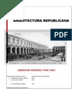 Arequipa 1945-1965