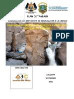 Elaboracion Del Expediente de Postulacion Como Geoparque a La Unesco