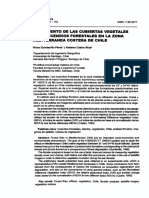 REVISTA, Seguimiento de Las Cubiertas Vegetales Post-Incendios Forestales en La Zona Mediterranea...