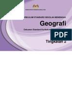 Dskp Kssm Geografi Tingkatan 2