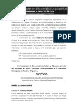 Proyecto Bases y Condiciones