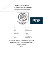 Laporan Praktikum Atn Radiografi Ridwan Arifudin 011400394