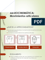 Artrocinemática