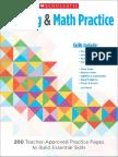 Reading and Math Pratice 2nd