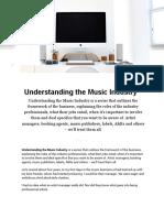 Understanding the Music Industry - Full Series
