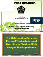 The Relationship Between Pei and Mortality in Dss
