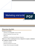 Marketing Viral Si Blogosfera Final