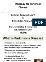 K10(A1) - 2015Pharmacotherapy for Parkinson.ppt