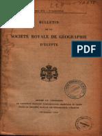 Daressy, G - Les branches du Nil sous la XVIIIe dynastie BSGE 4e série 16,3 (1928) 225-254