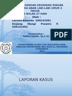 PPT Presentasi Kasus-Diare Akut Dehidrasi Ringan Sedang.doc