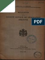 Daressy, G - Les branches du Nil sous la XVIIIe dynastie BSRGE 4e série 18,2 (1933) 169-202
