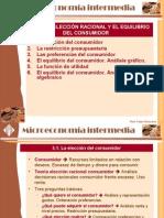 TEORIA DE LA UTILIDAD Y CURVA DE INDIFERENCIA