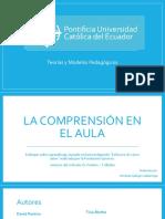 ExpoAnalisisDeTeoriasDelAprendizaje_ChristianGallegos