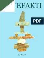Artefakti_1_Student Journal of Archaeology