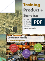 1. Company Profile Training Syllabus