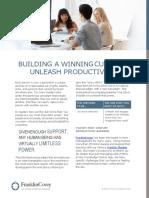 Unleash Productivity