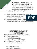 spss-part-4-kebolehpercayaan-instrumen.pptx