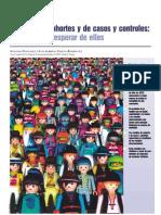 Estudios de Cohortes y de Casos y Controles