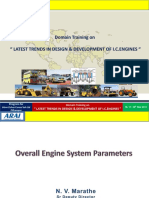 Overall Engine Systems
