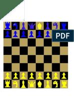 Nade Chessboard Model