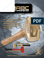 ABC Hammers Inc-Product Catalog