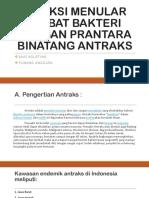 PPT ANTRAX