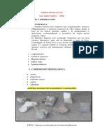 Petrografía y Mineralogía